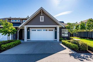 "Main Photo: 10 44862 KEITH WILSON Road in Chilliwack: Vedder S Watson-Promontory Townhouse for sale in ""Vedder River Estates"" (Sardis)  : MLS®# R2471651"