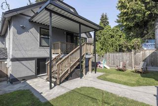 Photo 36: 4040 INVERNESS Street in Vancouver: Knight House for sale (Vancouver East)  : MLS®# R2496653