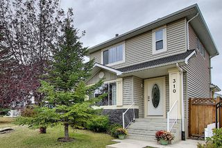 Main Photo: 310 BRIDLEWOOD Court SW in Calgary: Bridlewood Detached for sale : MLS®# A1035871