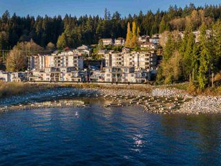 "Photo 1: 3917 CATES LANDING Way in North Vancouver: Roche Point Townhouse for sale in ""CATES LANDING"" : MLS®# R2516583"