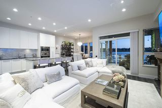 "Photo 3: 3917 CATES LANDING Way in North Vancouver: Roche Point Townhouse for sale in ""CATES LANDING"" : MLS®# R2516583"
