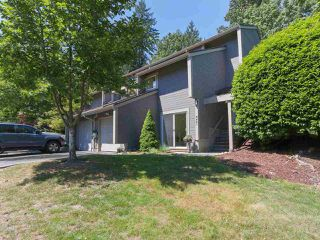 Photo 1: 9481 SNOWBERRY COURT in Burnaby: Forest Hills BN Townhouse for sale (Burnaby North)  : MLS®# R2386695