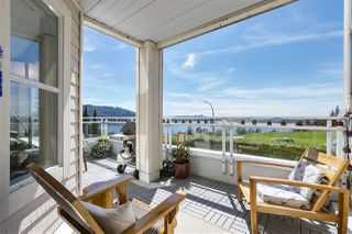 Main Photo: 201 3608 DEERCREST Drive in North Vancouver: Roche Point Condo for sale : MLS®# R2469943