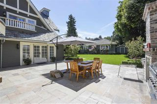 Photo 34: 1316 CONNAUGHT Drive in Vancouver: Shaughnessy House for sale (Vancouver West)  : MLS®# R2480342