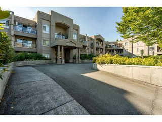 "Main Photo: 110 2109 ROWLAND Street in Port Coquitlam: Central Pt Coquitlam Condo for sale in ""Parkview Place"" : MLS®# R2494317"