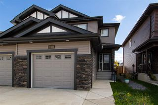 Main Photo: 17515 13 Avenue SW in Edmonton: Zone 56 House Half Duplex for sale : MLS®# E4215114