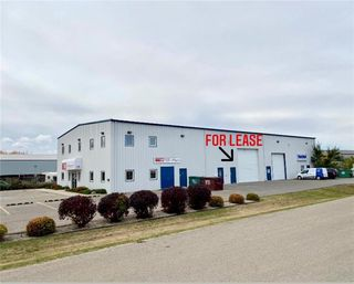 Photo 1: B 135 Industrial Drive in Brandon: Industrial / Commercial / Investment for lease (C18)  : MLS®# 202025463