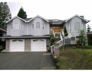 "Photo 1: 6069 KEITH ST in Burnaby: South Slope House for sale in ""SOUTH SLOPE"" (Burnaby South)  : MLS®# V572372"
