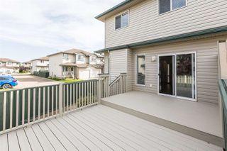 Photo 17: 63 2004 Grantham Court in Edmonton: Zone 58 House Half Duplex for sale : MLS®# E4171014