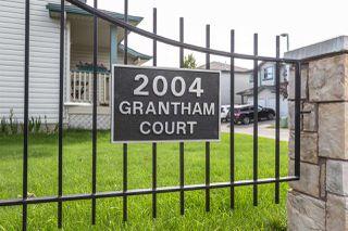 Photo 22: 63 2004 Grantham Court in Edmonton: Zone 58 House Half Duplex for sale : MLS®# E4171014