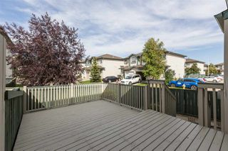 Photo 18: 63 2004 Grantham Court in Edmonton: Zone 58 House Half Duplex for sale : MLS®# E4171014