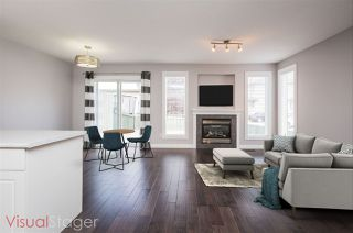 Photo 3: 63 2004 Grantham Court in Edmonton: Zone 58 House Half Duplex for sale : MLS®# E4171014