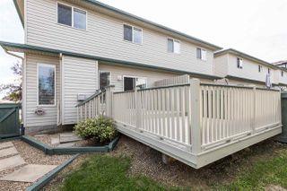 Photo 20: 63 2004 Grantham Court in Edmonton: Zone 58 House Half Duplex for sale : MLS®# E4171014