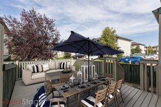 Photo 1: 63 2004 Grantham Court in Edmonton: Zone 58 House Half Duplex for sale : MLS®# E4171014