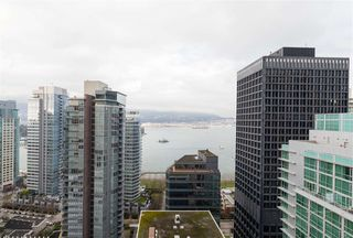 "Main Photo: 2503 1188 W PENDER Street in Vancouver: Coal Harbour Condo for sale in ""SAPPHIRE"" (Vancouver West)  : MLS®# R2436817"