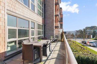 "Main Photo: 208 3602 ALDERCREST Drive in North Vancouver: Dollarton Condo for sale in ""Destiny 2"" : MLS®# R2438903"