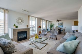 """Photo 1: 1703 720 HAMILTON Avenue in New Westminster: Uptown NW Condo for sale in """"Generations"""" : MLS®# R2447209"""