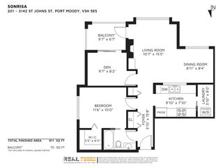 """Photo 40: 201 3142 ST JOHNS Street in Port Moody: Port Moody Centre Condo for sale in """"SONRISA"""" : MLS®# R2504116"""