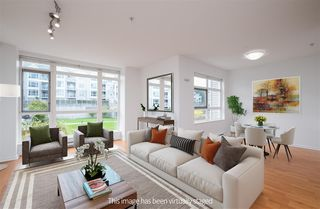 """Photo 3: 201 3142 ST JOHNS Street in Port Moody: Port Moody Centre Condo for sale in """"SONRISA"""" : MLS®# R2504116"""