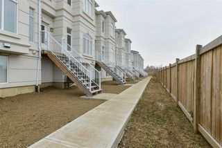 Photo 43: 35 723 172 Street in Edmonton: Zone 56 Townhouse for sale : MLS®# E4219547