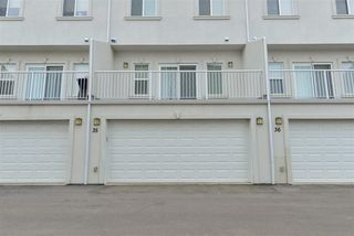 Photo 40: 35 723 172 Street in Edmonton: Zone 56 Townhouse for sale : MLS®# E4219547