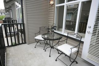 Photo 9: 65 7288 Heather Street: Home for sale : MLS®# v650868