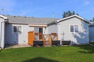 Photo 24: 5767 189 Street in Edmonton: Zone 20 Townhouse for sale : MLS®# E4170050