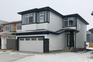 Photo 1: 181 Dubois Crescent in Saskatoon: Brighton Residential for sale : MLS®# SK795755