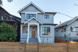 Photo 1: 4587 WALDEN Street in Vancouver: Main House for sale (Vancouver East)  : MLS®# R2428415