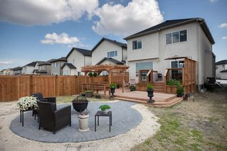 Photo 40: 83 Castlebury Meadows Drive in Winnipeg: Castlebury Meadows Residential for sale (4L)  : MLS®# 202015081