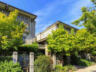 """Main Photo: 23 2375 W BROADWAY Avenue in Vancouver: Kitsilano Townhouse for sale in """"Talieson"""" (Vancouver West)  : MLS®# R2473128"""