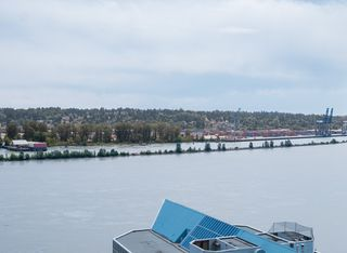 "Photo 25: 1409 908 QUAYSIDE Drive in New Westminster: Quay Condo for sale in ""Riversky 1"" : MLS®# R2483155"