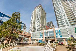 "Photo 1: 1409 908 QUAYSIDE Drive in New Westminster: Quay Condo for sale in ""Riversky 1"" : MLS®# R2483155"
