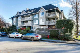 "Photo 1: 202 2388 WELCHER Avenue in Port Coquitlam: Central Pt Coquitlam Condo for sale in ""PARK GREEN"" : MLS®# R2483278"