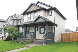 Main Photo: 572 178A Street in Edmonton: Zone 56 House for sale : MLS®# E4209528