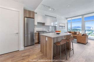 Main Photo: 2503 258 NELSON'S Court in New Westminster: Sapperton Condo for sale : MLS®# R2498253