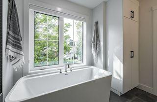 Photo 38: 7409 111 Street NW in Edmonton: Zone 15 House Half Duplex for sale : MLS®# E4215008