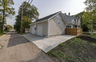 Photo 3: 7409 111 Street NW in Edmonton: Zone 15 House Half Duplex for sale : MLS®# E4215008