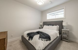 Photo 34: 7409 111 Street NW in Edmonton: Zone 15 House Half Duplex for sale : MLS®# E4215008