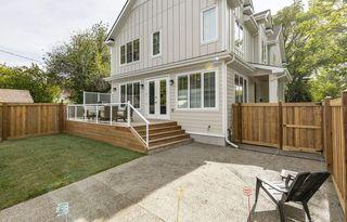 Photo 43: 7409 111 Street NW in Edmonton: Zone 15 House Half Duplex for sale : MLS®# E4215008