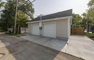 Photo 4: 7409 111 Street NW in Edmonton: Zone 15 House Half Duplex for sale : MLS®# E4215008