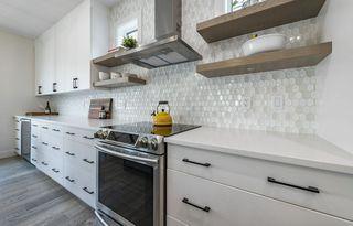 Photo 18: 7409 111 Street NW in Edmonton: Zone 15 House Half Duplex for sale : MLS®# E4215008