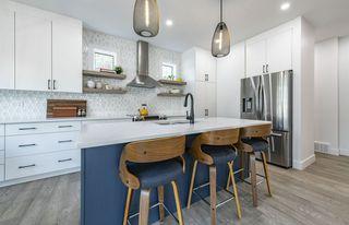 Photo 12: 7409 111 Street NW in Edmonton: Zone 15 House Half Duplex for sale : MLS®# E4215008