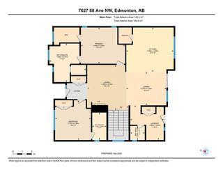 Photo 48: 7627 88 Avenue in Edmonton: Zone 18 House for sale : MLS®# E4215579