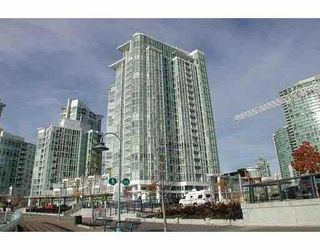 "Photo 1: 2201 1077 MARINASIDE CR in Vancouver: False Creek North Condo for sale in ""MARINASIDE RESORT"" (Vancouver West)  : MLS®# V549852"