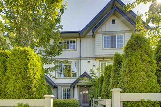"Main Photo: 196 2501 161A Street in Surrey: Grandview Surrey Townhouse for sale in ""HIGHLAND PARK"" (South Surrey White Rock)  : MLS®# R2391169"