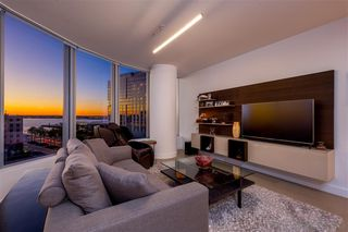 Photo 3: DOWNTOWN Condo for rent : 2 bedrooms : 888 W E St #802 in San Diego