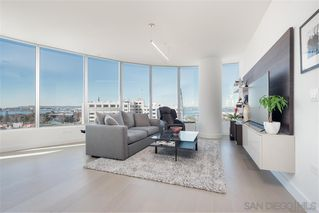 Photo 2: DOWNTOWN Condo for rent : 2 bedrooms : 888 W E St #802 in San Diego