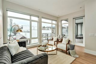 """Main Photo: 206 1591 BOWSER Avenue in North Vancouver: Norgate Condo for sale in """"CHELSEA MEWS"""" : MLS®# R2432544"""