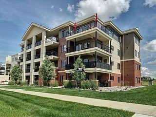 Photo 1: 403 5001 Eton Boulevard: Sherwood Park Condo for sale : MLS®# E4205723